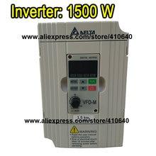 Delta Инвертор 15 кВт vfd015m43b 3 фазы 380 В до 460 Номинальный