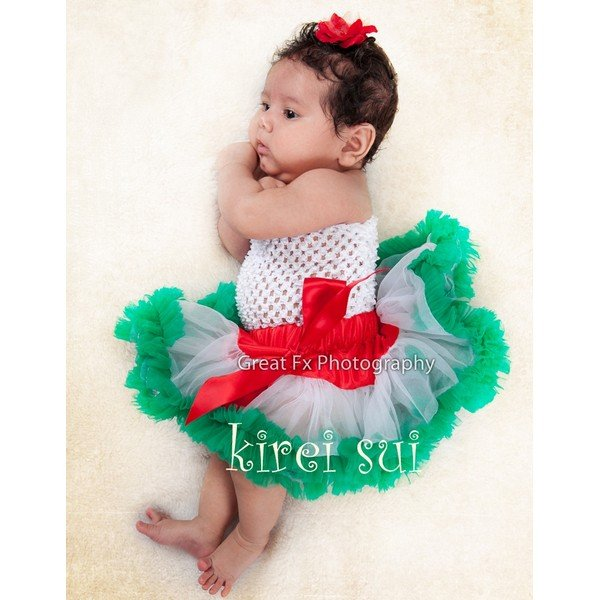 Newborn Infant Baby Girls Pettiskirt Tutu Skirt 0 6M