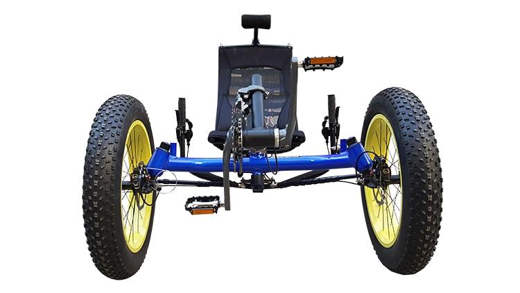 TrikExplor Fat Tire Trike F326 (3)
