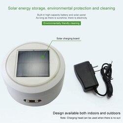 Automatyczne urządzenie do nawadniania do nawadniania kropelkowego pompa wody zegar System USB/ładowania energii słonecznej zestaw do podlewania inteligentny ogród