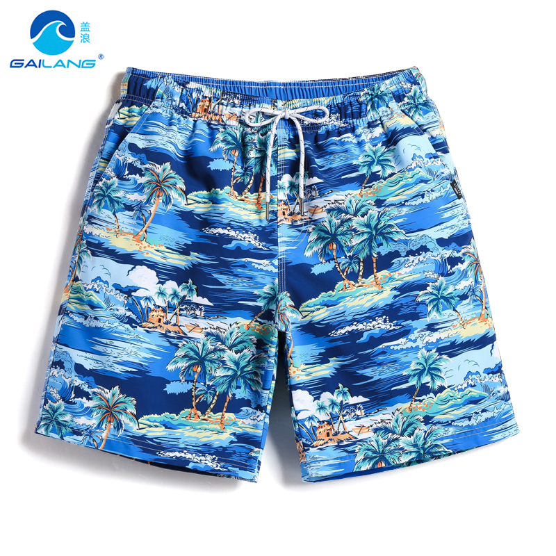 Swimming suit for couple   board     shorts   bathing suit pareja quick dry surfing beach   shorts   joggers swimwear surfboard mesh briefs