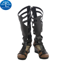 MANLUYUNXIAO New Arrival Women Wonder Woman Cosplay Costume Diana Cosplay Boots For Women