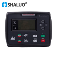 6120U AMF diesel generating set controller terminal box LCD generator controller genset parts electronic cuircuit board pannel