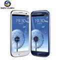 "Original samsung galaxy s3 i9300 teléfono móvil 4.8 ""de pantalla táctil 8mp cámara 1 gb ram 16 gb rom andriod teléfono celular s3"