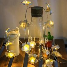 diy lighting wedding. delighful diy led string light flower 20leds creative diy l& garland christmas & Diy Lighting Wedding. Modren Diy Spotlights With Diy Lighting ... azcodes.com