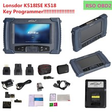 Best Price !!! Lonsdor K518ISE K518 Key Programmer For All Makes With Odometer Adjustment No Token Limitation Free Update Online