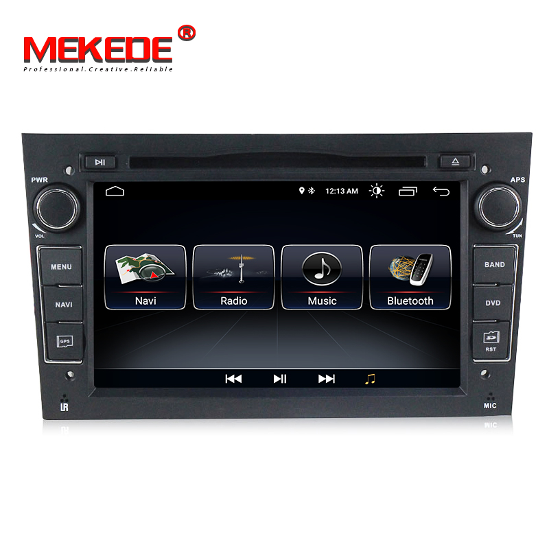 Free shipping Android system Lowest price quad core processor android 8 1 car multimedia player for