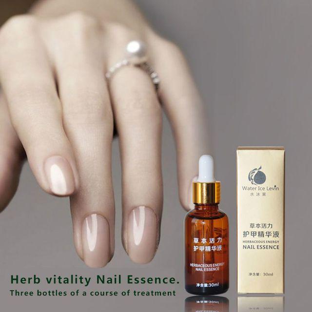 30ml New Health Skin Care Herbal Nail Repair Treatment Essential Oil ...