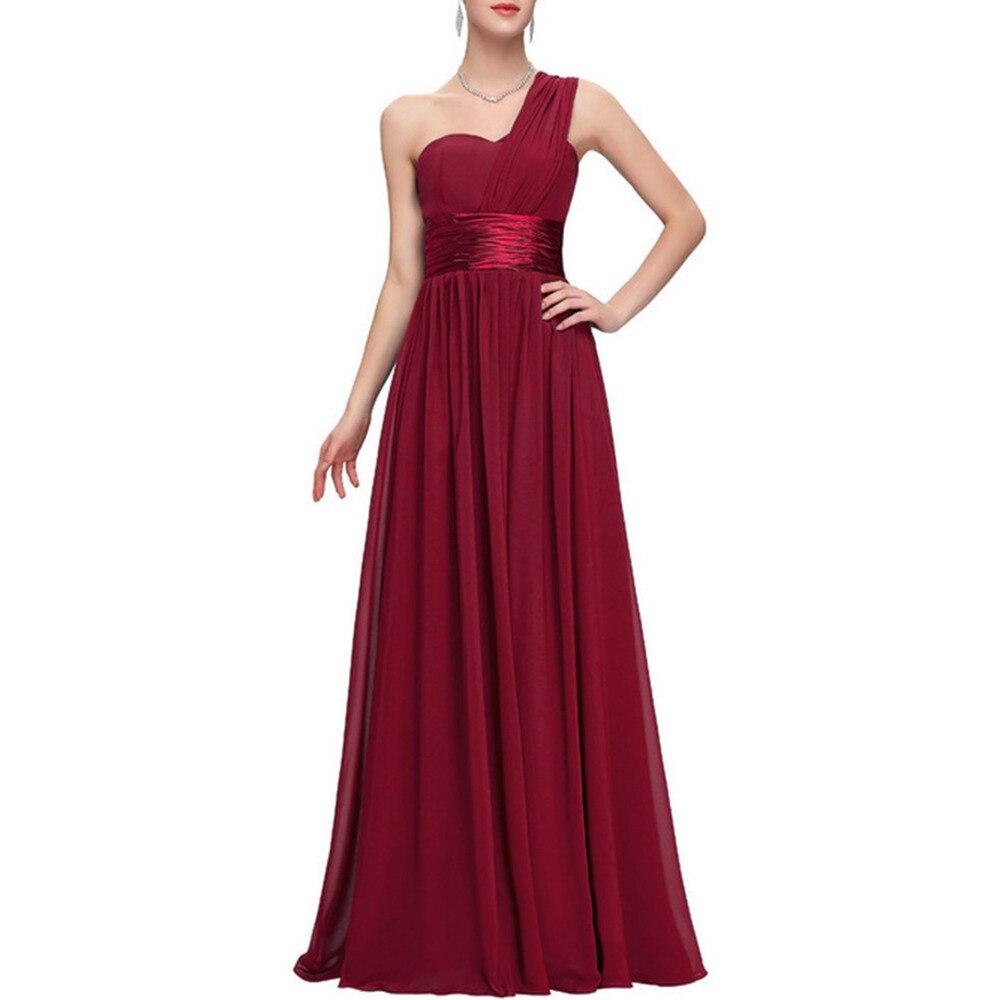 Pettigirl One Shoulder Sexy Formal Dresses for Women 2017 ...