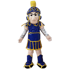 Roman soldier Mascot Costumes  Fancy Dress Performance Game costume characters performance costumes trojan chevalier