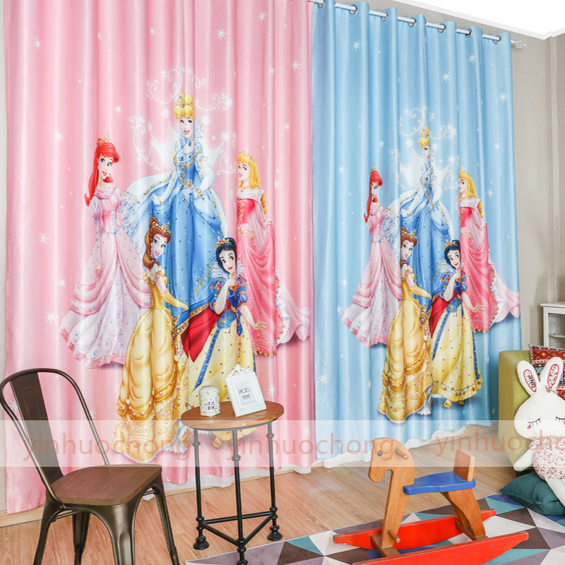 New Blackout Curtains Fabric 3d Curtains For Bedroom Ready