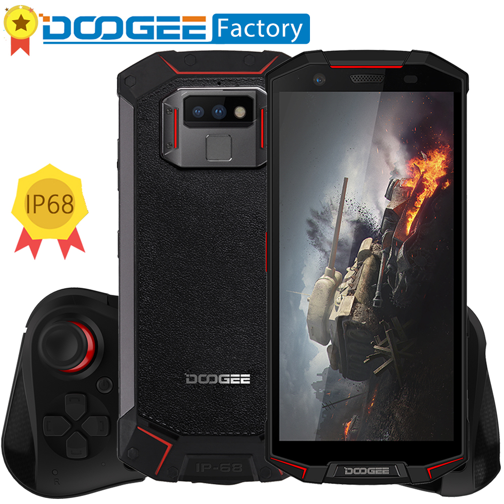 DOOGEE S70 IP68 IP69K Octa Core 5500mAh Smartphone 5 99 FHD Screen 6GB 64GB Mobile phone