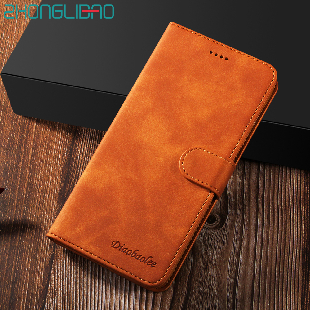 Soft Magnetic Leather Flip Case for IPhone Xs Max Xr X 8 7 6 6s Plus Matte Card Holder Wallet Phone for IPhone Xr 7 Cover Funda in Flip Cases from Cellphones Telecommunications