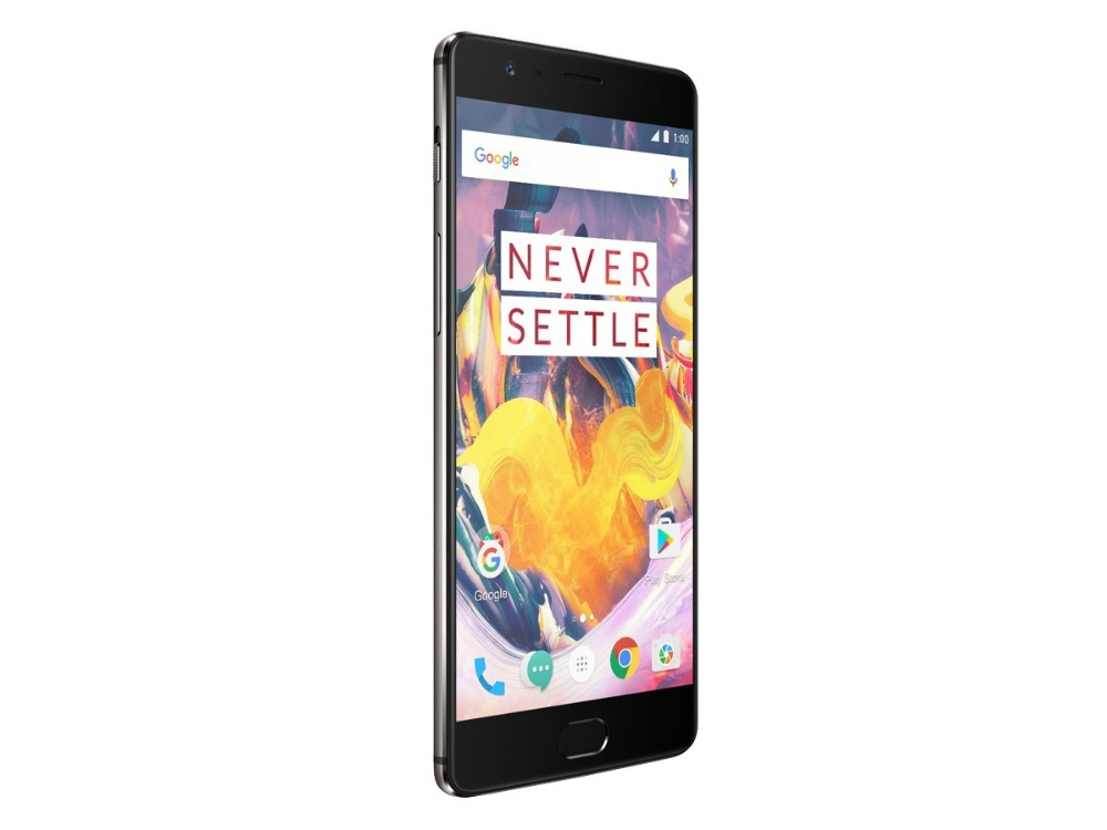 Original New Unlock Version Oneplus 3T Mobile Phone 5 5 6GB RAM 64GB Dual SIM Card