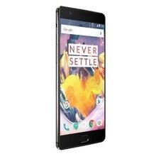Orijinal Yeni Kilidini Sürüm Oneplus 3 T Cep Telefonu 5.5