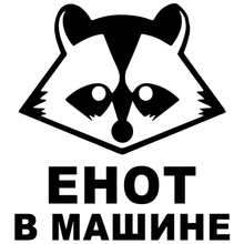 CS-827#15*16.5cm Raccoon in the car funny car sticker vinyl decal silver/black for auto car stickers styling car decoration cs 883 15 18cm viktor coy funny car sticker vinyl decal silver black for auto car stickers styling car decoration