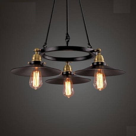 Loft Style Iron Retro Edison Pendant Light Fixtures Vintage Industrial Lighting For Dining Room Hanging Lamp Lamparas Colgantes iwhd loft style round glass edison pendant light fixtures iron vintage industrial lighting for dining room home hanging lamp