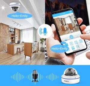 Image 3 - MISECU 4CH 5MP POE NVR Video Security System 2/4PCS 2MP 1080P POE IP Dome Camera Audio Vandal Proof CCTV Camera Surveillance Kit