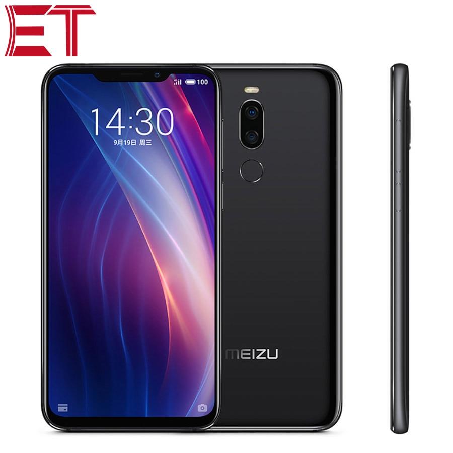 "Original New Cellphone 6.2"" Meizu X8 6GB RAM 128GB ROM Snapdragon 710 Octa Core 4G LTE Mobile Phone Unlocked 20MP Smart Phone"