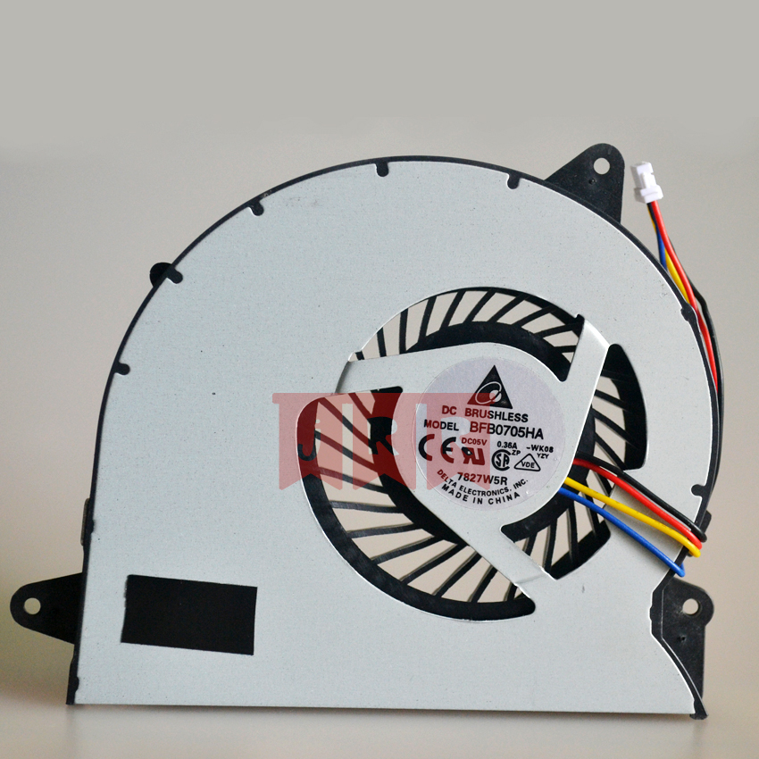 Brand New Cpu Fan for Asus U31 U31E U31F U31J U31JF U31JG U31JG-A1 U31K U31S U31SD CPU Cooling Fan KDB0705HB original s a n j u sj1738ha2 172 150 38mm 220vac 0 31a axial fan