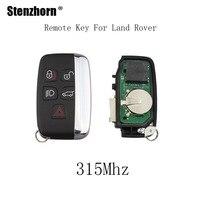 Stenzhorn 3pcs 315Mhz 5BT Complete Remote Key Fob For Land Rover Range Rover Sport Evogue LR4