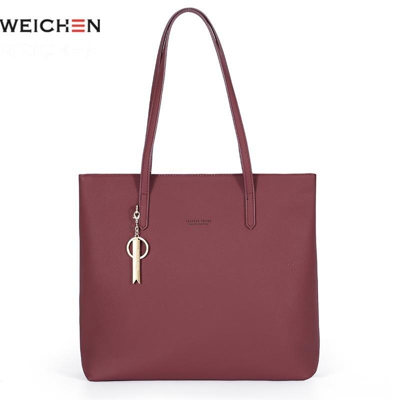 Weichen Damen Handtasche Große Kapazität Weibliche Tote Tasche Marke Designer Pu Leder Frauen Schulter Tasche Hohe Qualität Frauen Handtasche