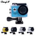 Ir Pro Câmara de Ação Capacete Cam Recorder 1080 P 5.0MP 2.0 ''Tela 30 M À Prova D' Água Esporte DVR Extrema Mini Video Cam Venda Quente-2930