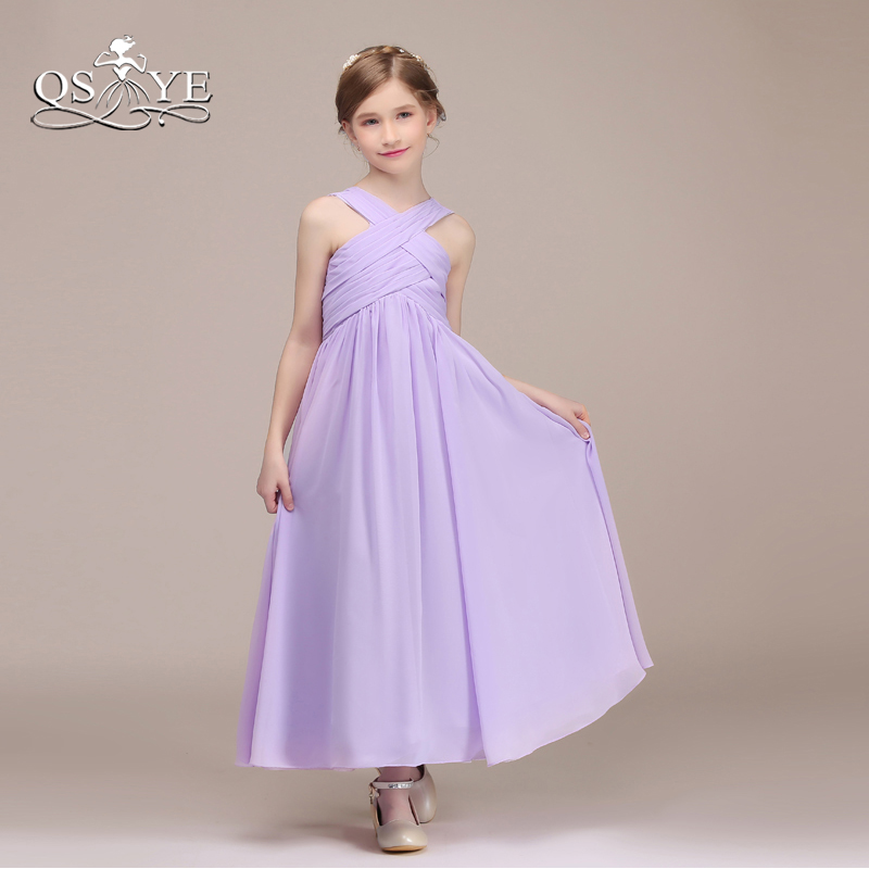 light purple bridesmaid dresses qsyye light purple bridesmaid dresses a line pleats 12487