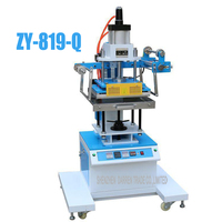 Free By DHL 1set New Pneumatic Hot Foil Stamping Machine 2 5kw ZY 819 Q 300