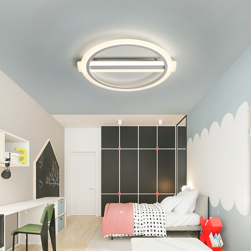 LICAN 110 220v Ultra-thin Modern Led Ceiling Light Lamparas De Techo Colgante Lustre Avize Home Lighting Lustres Ceiling Lamp luminaria avize modern ceiling lights led lights for home lighting lustre lamparas de techo plafon lamp ac85 260v lampadari luz