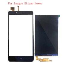 Для LEAGOO KIICAA POWER lcd дисплей сенсорный экран сборка для LEAGOO KIICAA POWER экран ЖК-дисплей бесплатные инструменты
