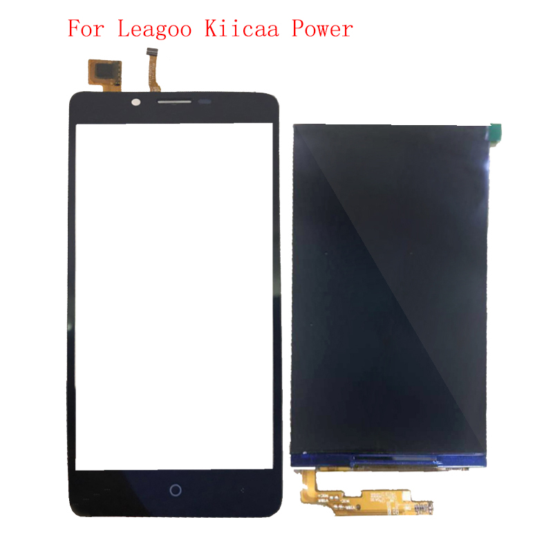For LEAGOO KIICAA POWER LCD Display Touch Screen Assembly For LEAGOO KIICAA POWER Screen LCD Display Free Tools