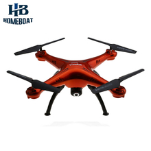 SYMA X5SW WIFI RC Drone Quadcopter Camera and Remote Control 6-Axis Real Time RC Helicopter Quad copter Toys