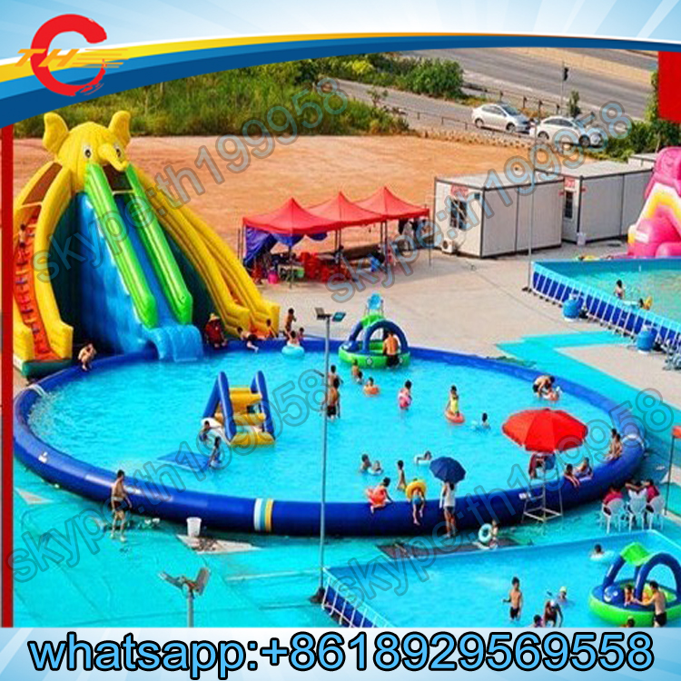 Inflatable Water Slide Port Macquarie: Free Sea Shipping To Port,elephant Giant Adults Inflatable