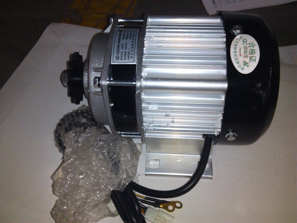 Fast Shipping 48v 350w Brushless Electric Motor Unite