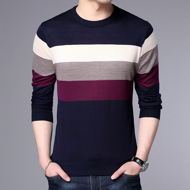 98cfca55727 Sell like hot cakes 2019 autumn outfit new men sweater sweater fashion men  turtleneck sweater city boy a turtleneck sweater