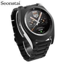 ต้นฉบับ1 g6 smart watch mtk2502 s mart w atchกีฬาผู้ชายบลูทูธ4.0โทรติดตามวิ่งh eart rate monitorสำหรับa ndroid ios