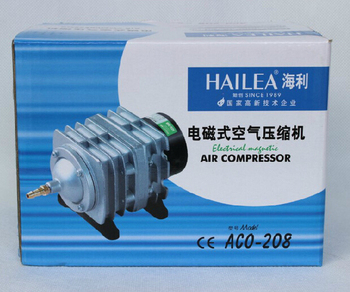 220V or 110V Hailea portable Aquarium air pump 1