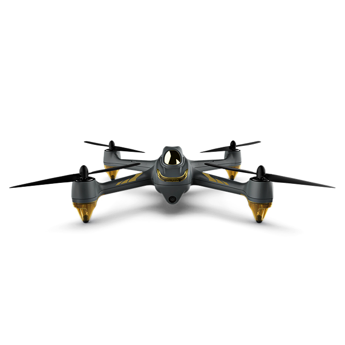 H501M RC Helicóptero Hubsan X4 FPV WI-FI Zangão Brushless Com GPS Waypoints Siga-me Modo RTF RC Quadcopter Com Controle Remoto controle