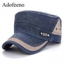 Adofeeno, модная Военная Кепка, мужские армейские шапки, женские весенние новые тактические военные шапки