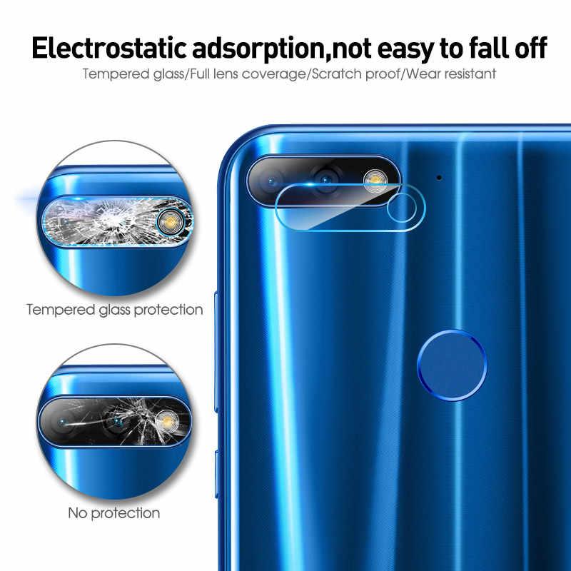 Back Camera Lens Tempered Glass Film For Huawei Y5 Y6 Y7 Prime 2018 Y7 Y9 Pro P Smart 2019 P30 P20 Mate 20 Pro Nova 3 3i 4 Film