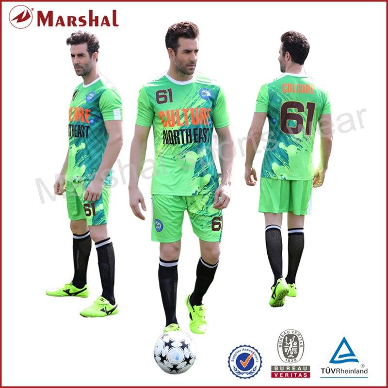 Compra baratos uniformes de fútbol para los equipos online al por mayor de China, Mayoristas de ...