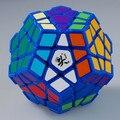 DaYan Megaminx Cubo Mágico de Color Azul Venta Caliente Rompecabezas Twisty Puzzle de Juguetes para los Niños y Puzzles