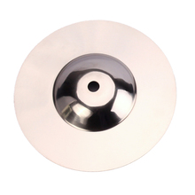Mini 141mm 5.6inch Chrome Hand Hammered Cymbal Gong Musical Instrument Toy for Children Kids