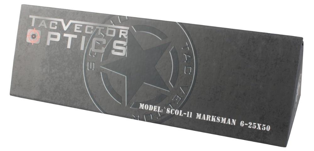 VO Marksman 6-25x50 Acom package