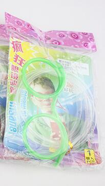 new fashion cartoon crazy DIY Straw creative funny glasses Straw for cool drinkNovelty & Gag Toys