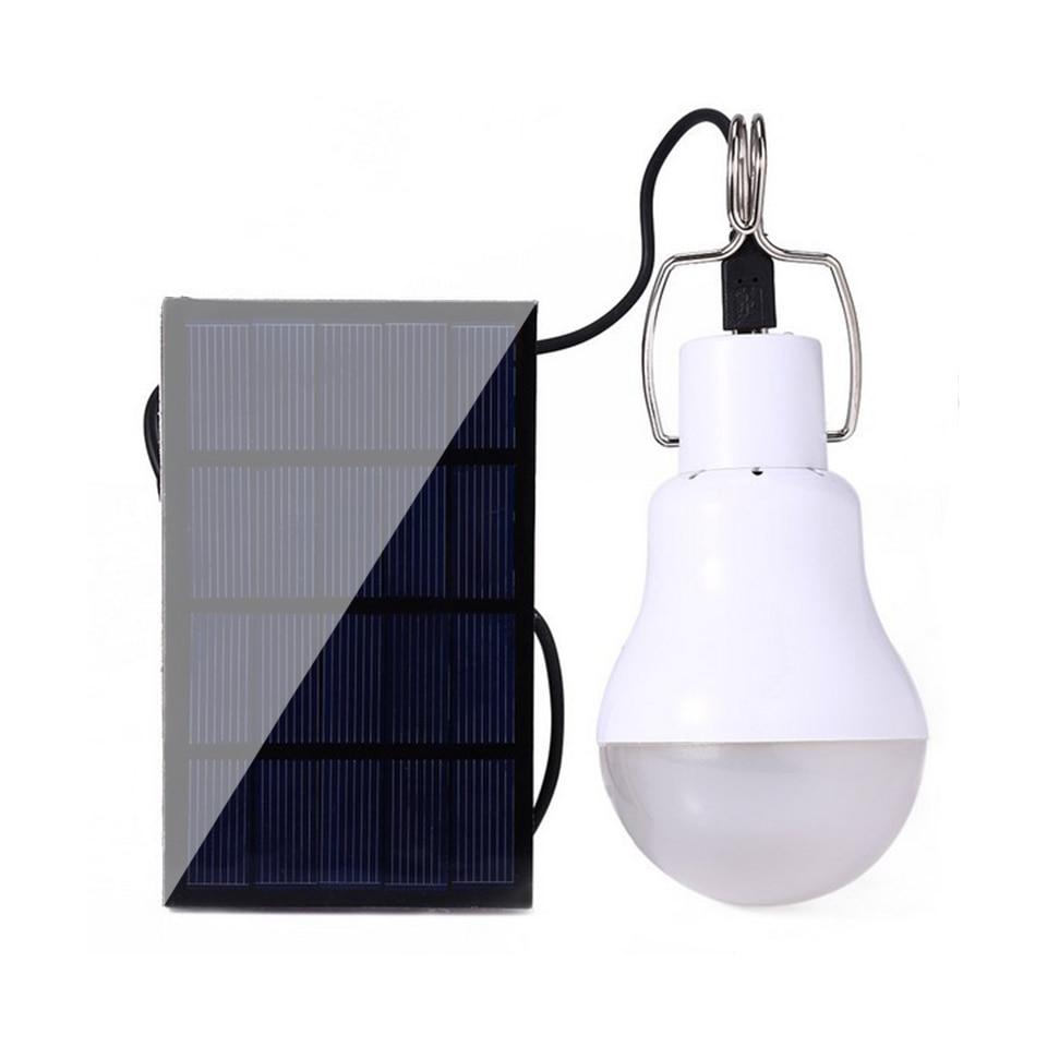 Lâmpadas Solares iluminação da lâmpada de leitura Tipo de Célula Solar : Bateria de Lítio