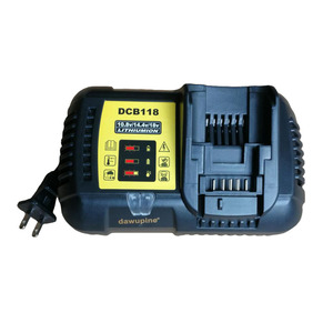 Image 2 - Dawupine DCB118 Sạc Pin Li ion Sạc 4.5A Cho Dewalt 10.8V 12V 14.4V 18V Max. 60V DCB101 DCB200 DCB140 DCB105 DCB200