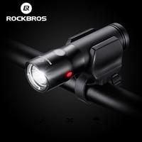 ROCKBROS Bicycle Light Set Waterproof USB Rechargeable Headlight Bike Flashlight Side Warning Cycling Light 700 Lumen