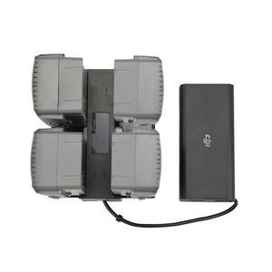 Image 2 - 4 in 1 Mavic 2 Batteria Hub di Ricarica per DJI Mavic 2 Pro Caricatore Mavic 2 Zoom Adattatore Drone Digitale display A LED di Ricarica